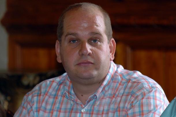 Concejal de Formacion y Empleo La Orotava Domingo Acosta