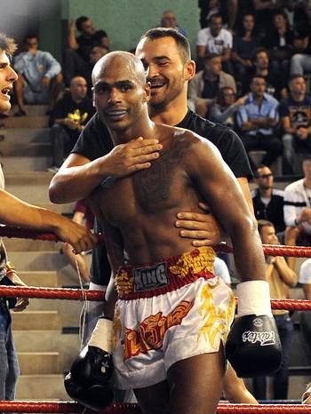 ELAM CHAVEZ kickboxing
