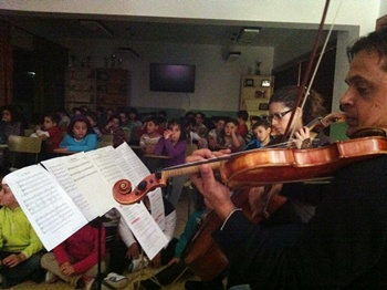 Escuela Insular de Música del Cabildo de La Palma
