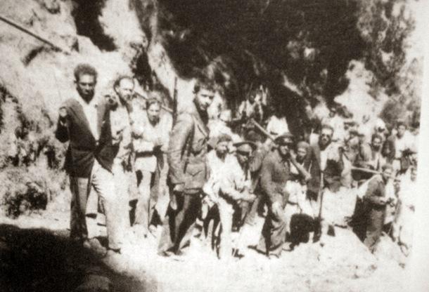 LOS ALZADOS DE LA PALMA REPRESALIADOS FRANQUISTAS