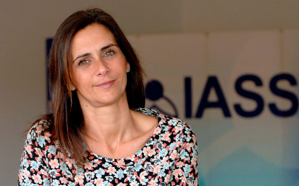 Marta Arocha - IASS