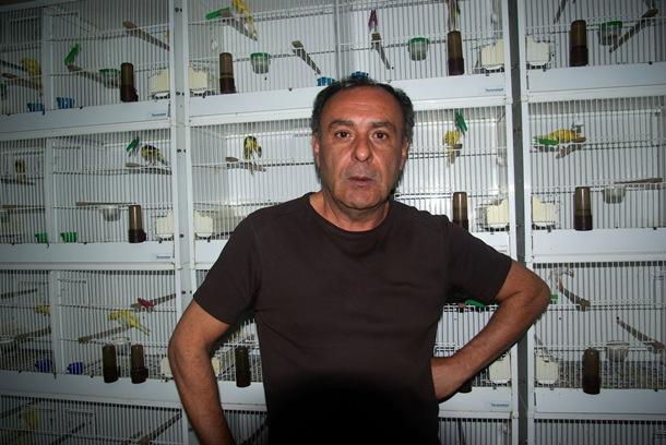 Miguel ALONSO CANARICULTOR GIBOSO ESPAÑOL