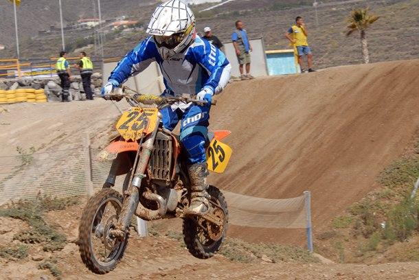El Regional de Motocross 2013 arrancará en el circuito de San Miguel. | DA