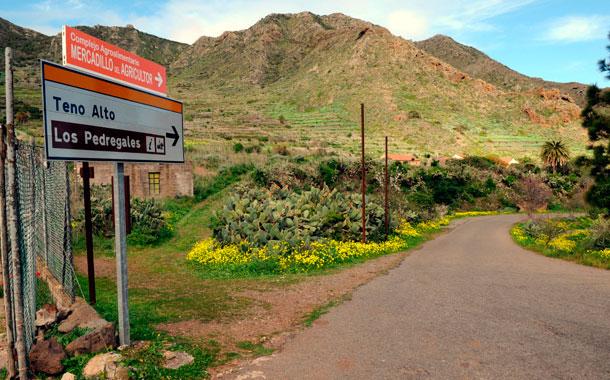 Parque Rural Teno