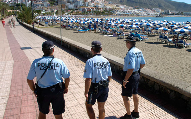 Policía Local de Arona