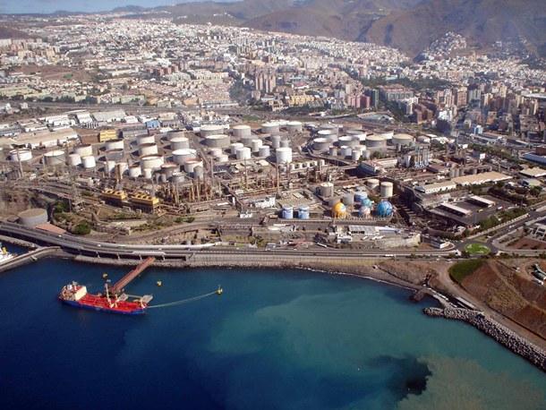 Santa Cruz Refinería MPP
