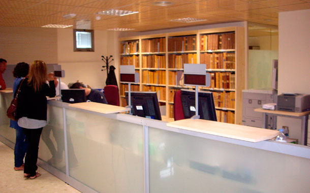 Registro Civil único de Santa Cruz de Tenerife