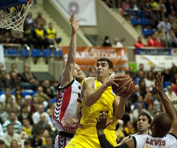Saul Blanco CB Canarias Murcia FP