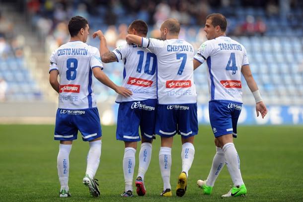 Tenerife Salamanca gol Suso JG