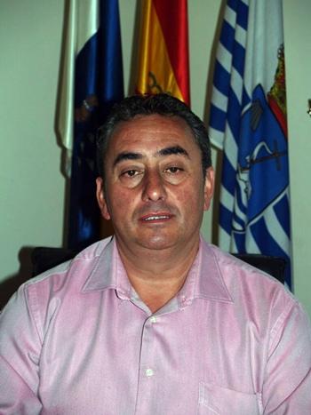 Tomás Mesa, Díaz Primer Teniente de Alcalde y Concejal de Servicios Sociales San Juan de la Rambla.   DA