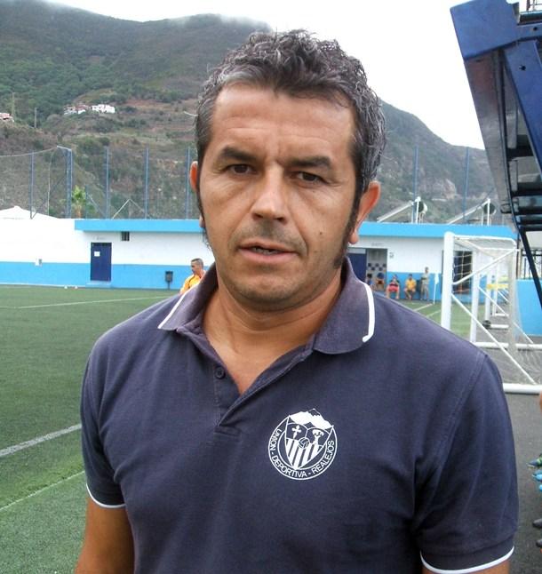 Víctor Hernández Hernández Platero tecnico Realejos JMMartín