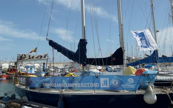 Velero Clean Ocean Project