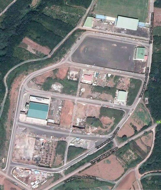 Polígono Industrial de Barlovento