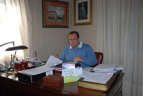 alcalde de Santiago del Teide, Juan Damian Gorrin Ramos