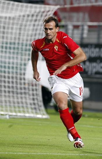 Iván Amaya jugará en el San Sebastián de los Reyes. / LA VERDAD