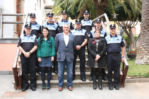 policias locales granadilla