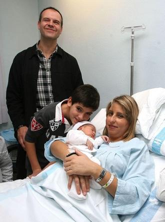 Primer bebé de 2013 en Espana, nacido en Tarragona