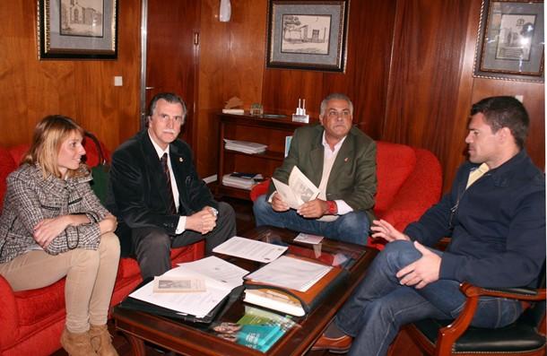 Real Sociedad Económica de Amigos del País en Ayuntamiento de Granadilla