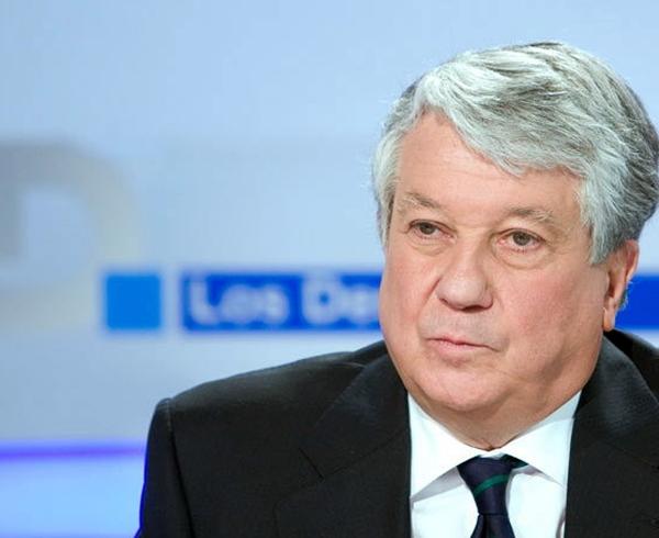 Arturo Fernández, vicepresidente de la CEOE.   EFE