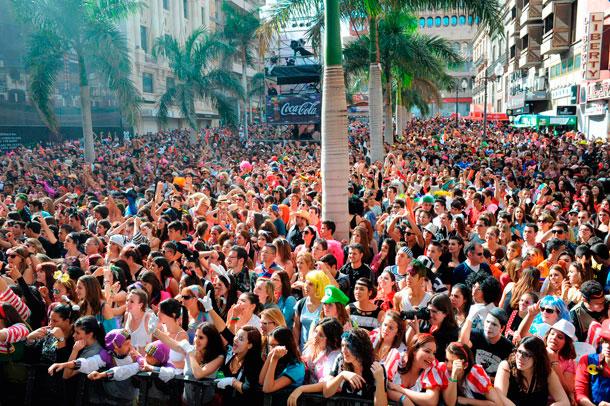 Carnaval de día 2013