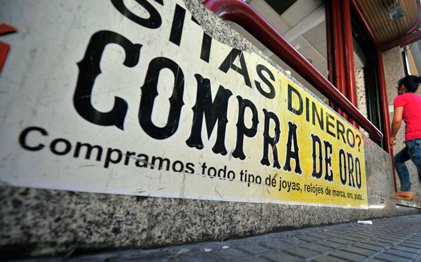 Compro oro Canarias