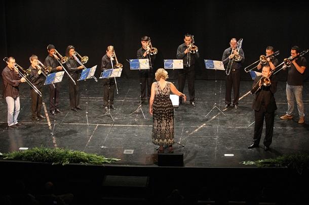 Músicos internacionales y locales se subieron al escenario en la cuarta edición del FIMA, que se clausuró el pasado fin de semana. / DA