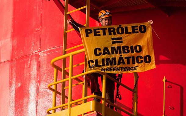 Greenpeace petróleo