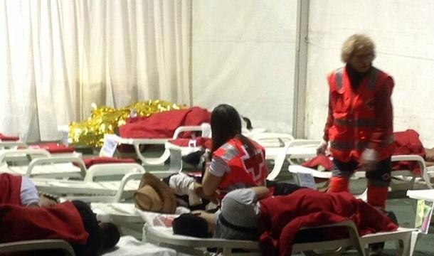 El Hospital del Carnaval bate su récord con 185 atendidos el lunes