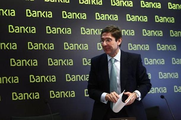 José Ignacio Goirigolzarri, presidente de Bankia. | E.P.