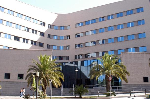 Palacio de Justicia de Santa Cruz de Tenerife. | S.M.