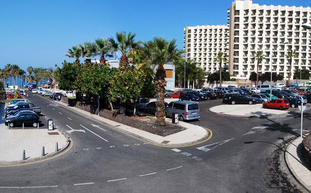 Parking Avenida Rafael Puig
