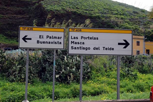 El bucólico rincón lo componen Masca, Teno, Las Portelas, El Palmar y Los Carrizales.   MOISÉS PÉREZ