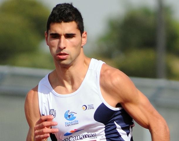 Samuel Garcia atletismo