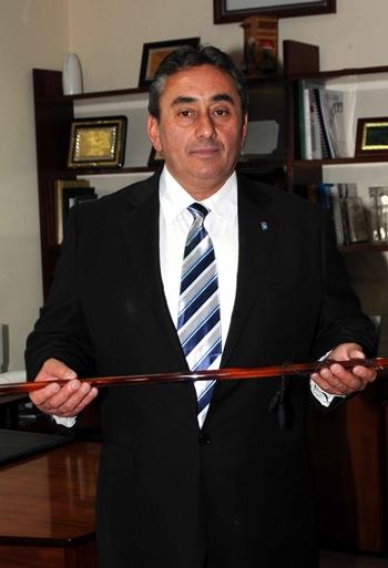 Tomás Mesa (PP) nuevo alcalde de San Juan de la Rambla. | M.P.