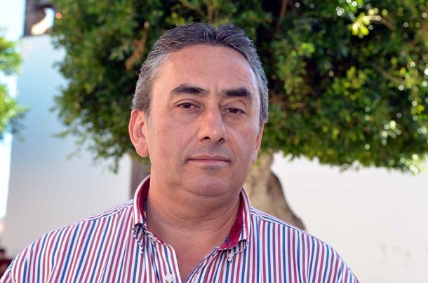 El edil de Servicios Sociales, Tomás Mesa, será alcalde el 11 de febrero.   M. PÉREZ