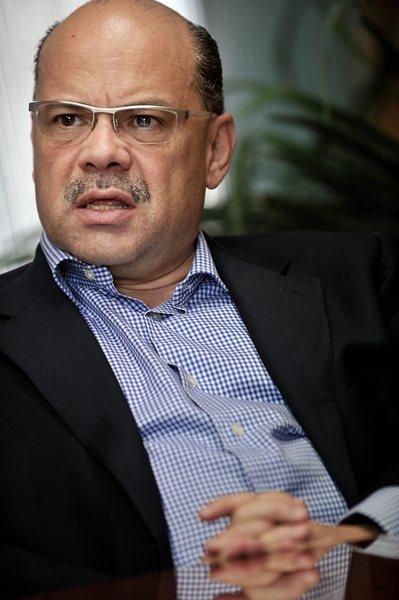 José Miguel Barragán. / F. PALLERO