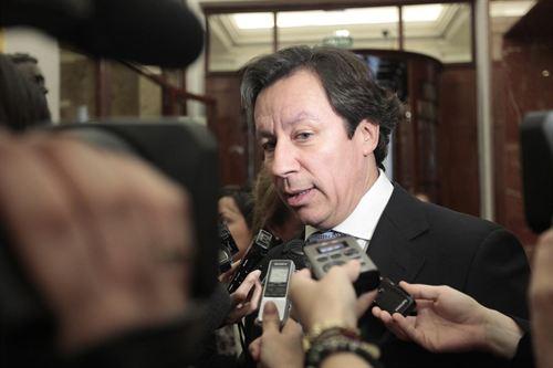 Carlos Floriano (PP) no cree que haya fraude en el caso de los pagos a la Seguridad Social de Bárcenas