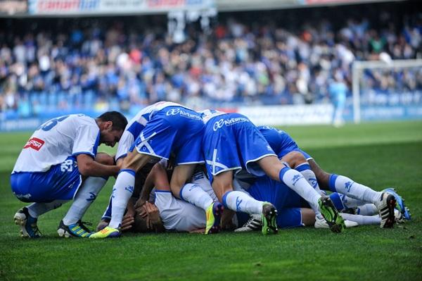 El próximo gol que se marque esta temporada será el número 100 en la categoría de bronce. / FRAN PALLERO