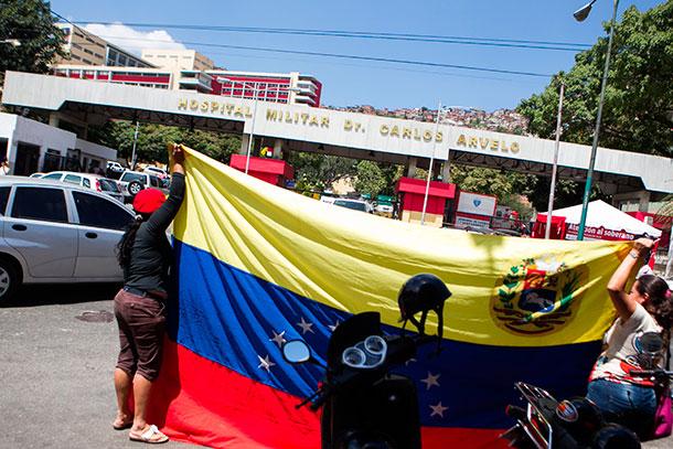 CHAVEZ EN VENEZUELA