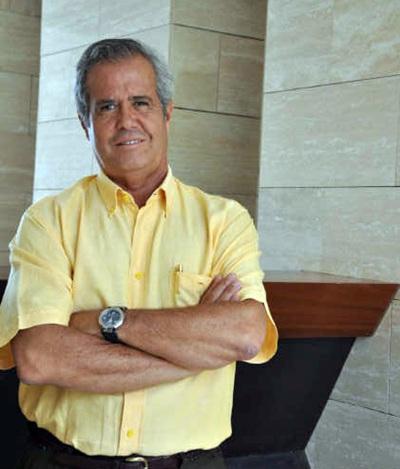 Rafael Dolado, concejal de Sanidad de Adeje. / DA