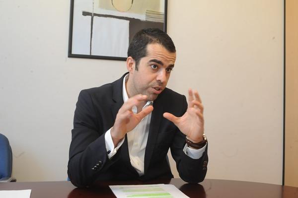 El concejal de la Sociedad de Desarrollo, Florentino Guzmán. | DA