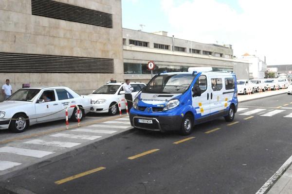 ley de transporte y taxis