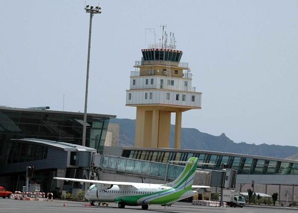 Antigua torre de Control del Aeropuerto Tenerife Norte. | DA
