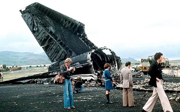 ACCIDENTE LOS RODEOS 1977