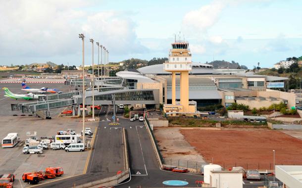 Aeropuerto Los Rodeos TFN