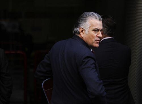El extesorero del PP, Luis Bárcenas. | DA