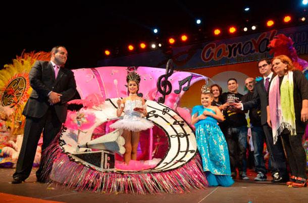 Carnaval Arona 2013