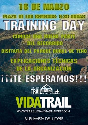 Cartel del Training Day. | DA