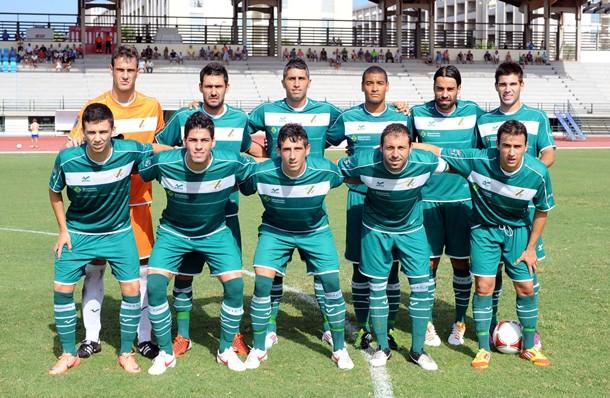 El equipo vigués ya jugó en la Isla esta temporada para medirse al CD Marino en Los Cristianos. / S. MÉNDEZ