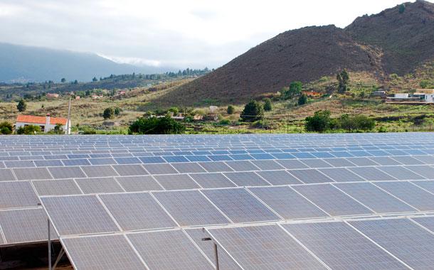 ENERGIA SOLAR LA PALMA
